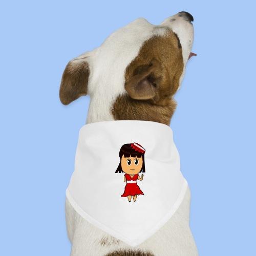 Coca chan - Pañuelo bandana para perro