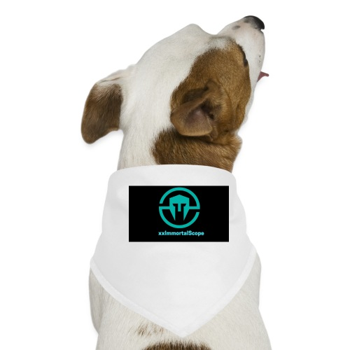 xxImmortalScope throwback - Dog Bandana
