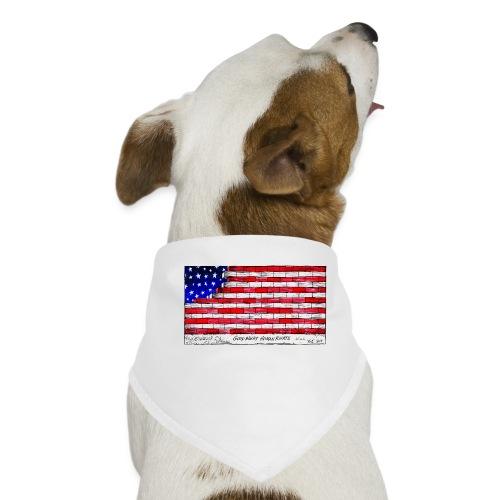 Good Night Human Rights - Dog Bandana