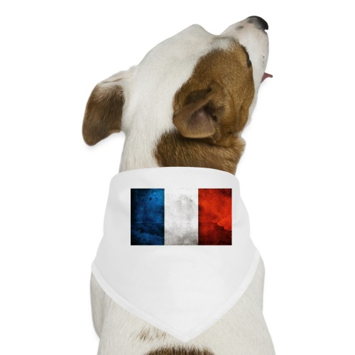 France Flag - Dog Bandana