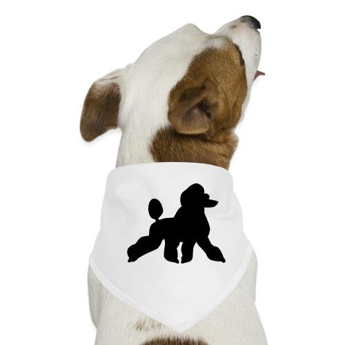 Pudel - Hunde-Bandana