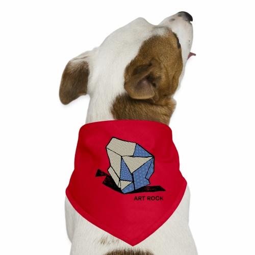 ART ROCK No 1 colour - Honden-bandana