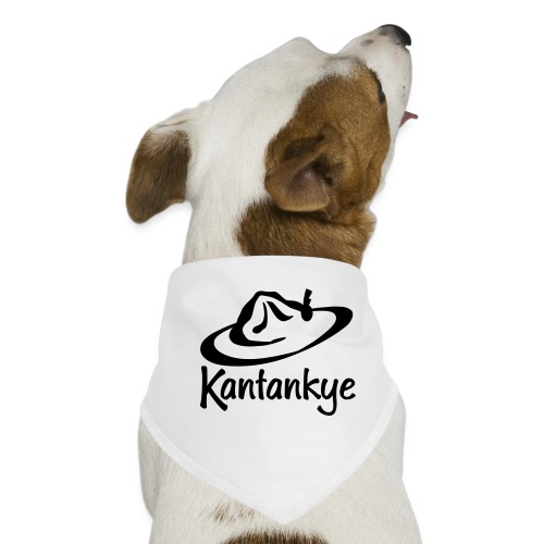 logo hoed naam - Honden-bandana