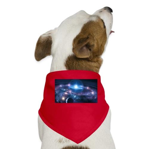 Die Tiefen des Weltalls - Hunde-Bandana