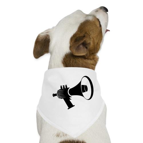 Tromptoeter René van Densen zwart - Honden-bandana