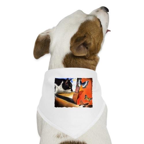Il gatto di Dalí - Bandana per cani