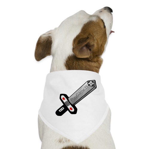 Logo PlayGame35 - Bandana per cani