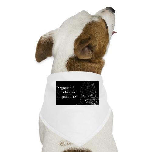 Luciano De Crescenzo - Bandana per cani