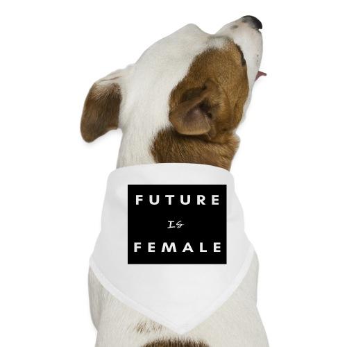 FUTURO ES MUJER - Pañuelo bandana para perro