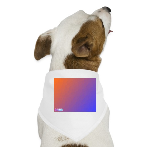 ICED Mauspad - Hunde-Bandana