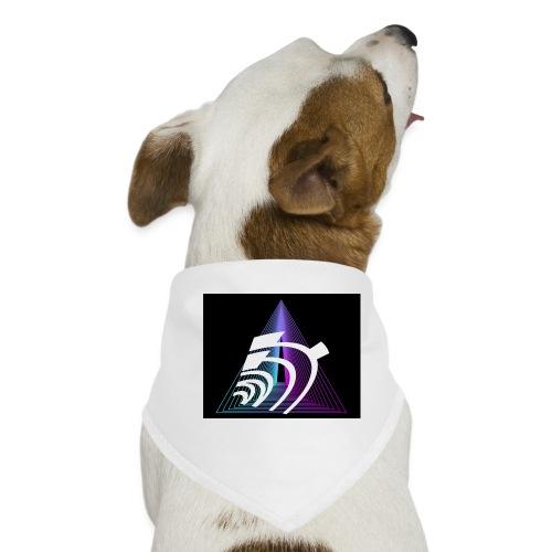 WTF Cool mystic space pyramid geek radar T-shirt - Hundsnusnäsduk