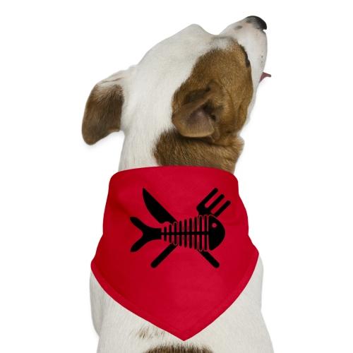 Poisson couvert - Bandana pour chien