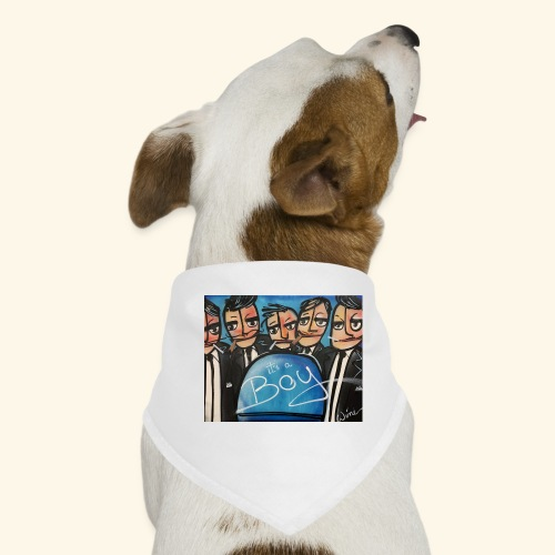 its a BOY - Honden-bandana