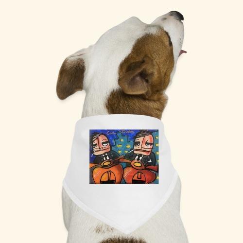 Cool dudes - Honden-bandana