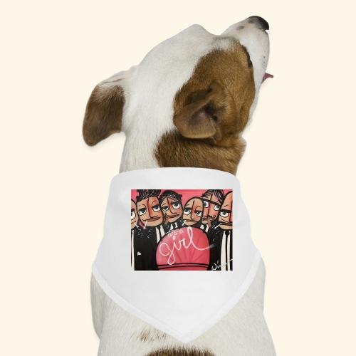 its a GIRL - Honden-bandana