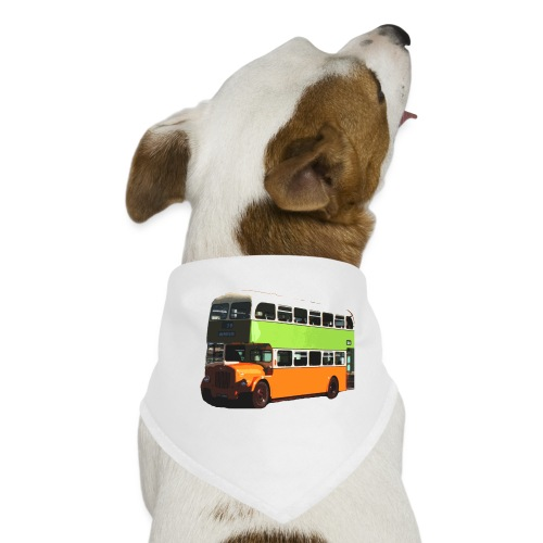 Glasgow Corporation Bus - Dog Bandana