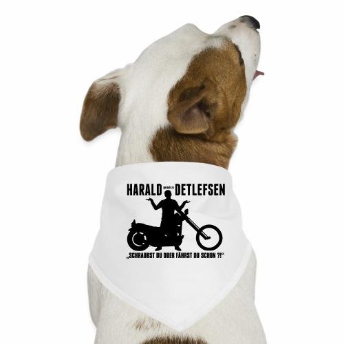Harald Detlefsen - Hunde-Bandana
