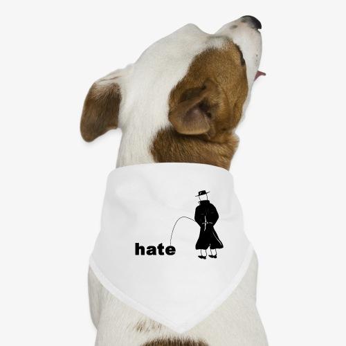 Pissing Man against Hate - Hunde-Bandana