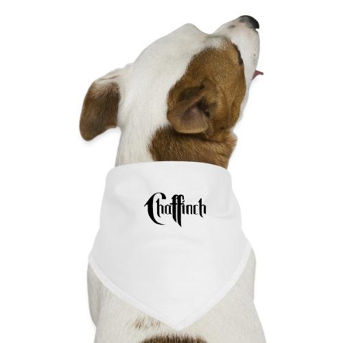 chaffinch logo - Koiran bandana