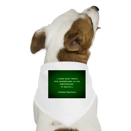 Citazione - Bandana per cani