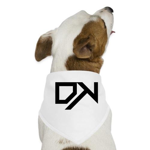 DewKee Logo Samung Galaxy S4 Case Black - Dog Bandana