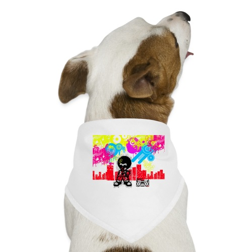T-Shirt Happiness Uomo 2016 Dancefloor - Bandana per cani