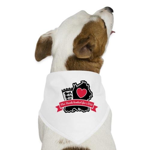 Herzle BW - Hunde-Bandana
