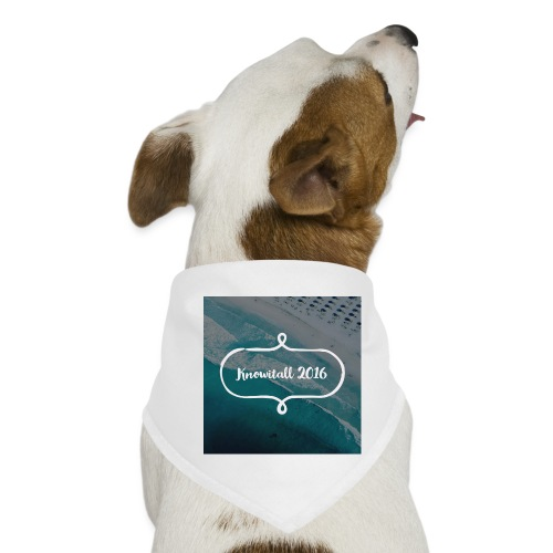Knowitall 2016 - Dog Bandana
