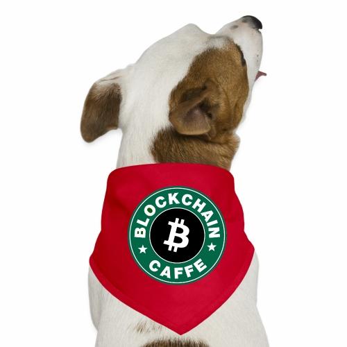 BlockChain Caffè Logo - Bandana per cani