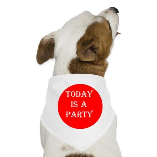 today - Bandana pour chien
