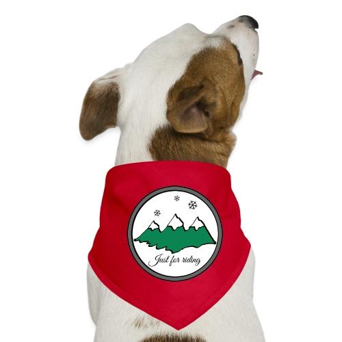 Winter montain - Bandana pour chien