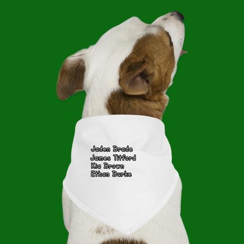 Glog names - Dog Bandana