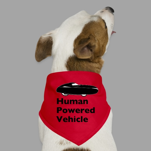 Quest Human Powered Vehicle 2 black - Koiran bandana