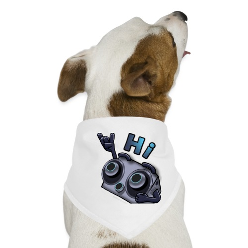 The DTS51 emote1 - Honden-bandana