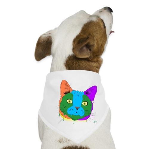 Gatto Soriano - Bandana per cani