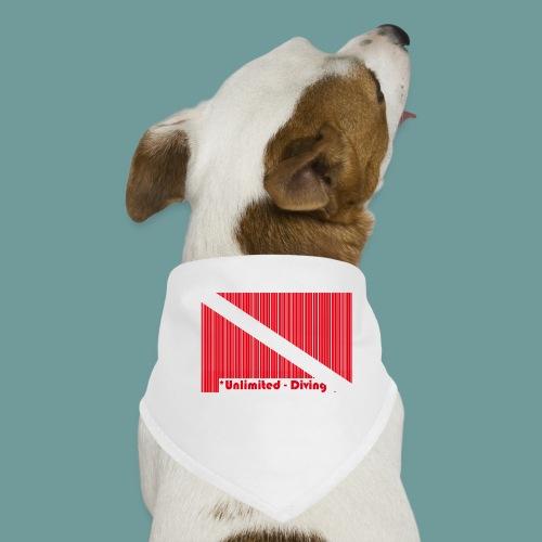 flag_barre_ud - Bandana pour chien