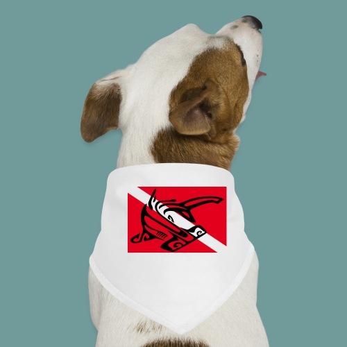 flag_ham_shark - Bandana pour chien
