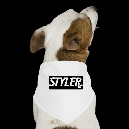 STYLER-LOGO - Bandana pour chien