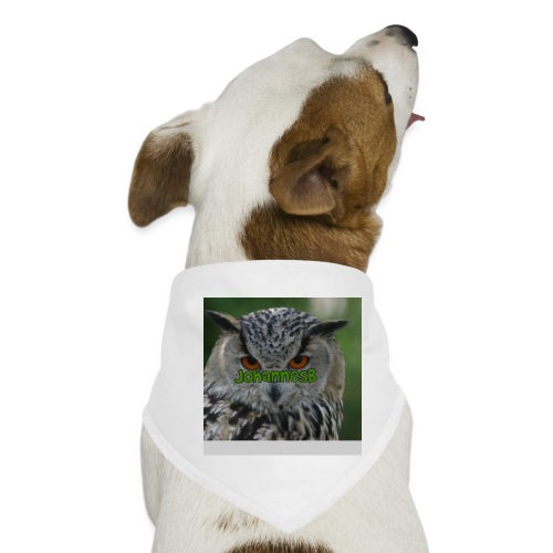 JohannesB lue - Hunde-bandana