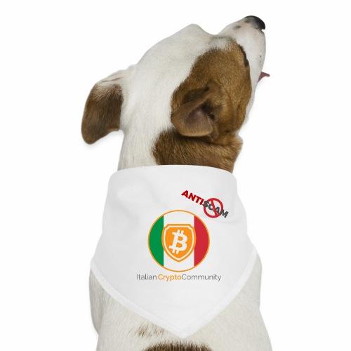 Italian CryptoCommunity - Bandana per cani