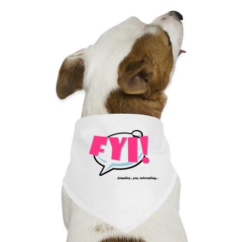 FYI.ai - Koiran bandana