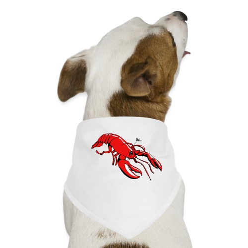 Lobster - Dog Bandana