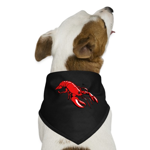 Lobster - Dog Bandana
