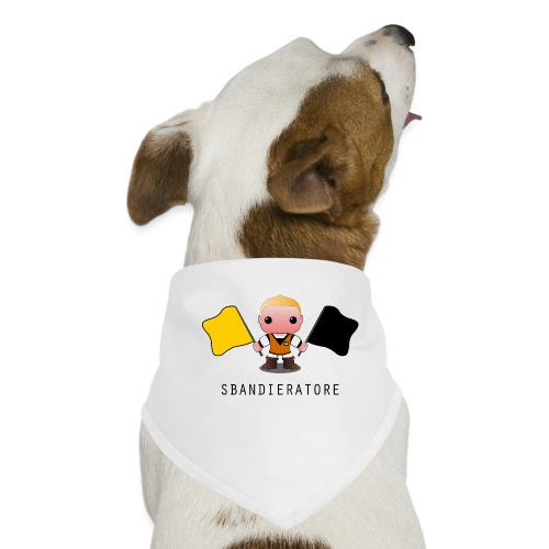 sband contrada monticelli - Bandana per cani