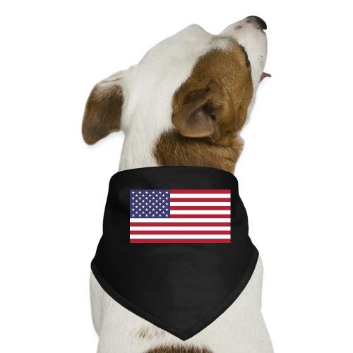 Hoodie USA - Hunde-Bandana