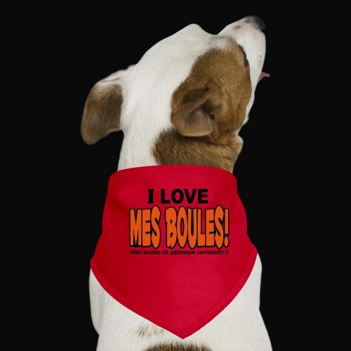 MOTIF DESIGN ET T-SHIRT HUMOUR POUR HOMMES - Bandana pour chien