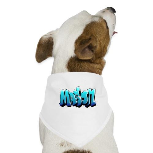 Graffit Mason - Bandana pour chien
