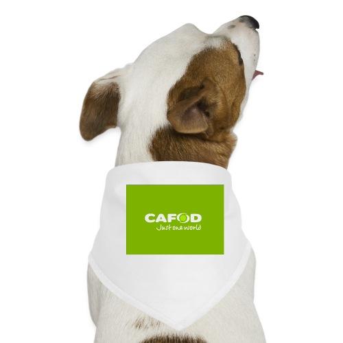 CAFOD Logo greenback - Dog Bandana