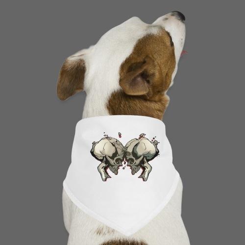 MHF_Logo_Loose-Skulls - Dog Bandana