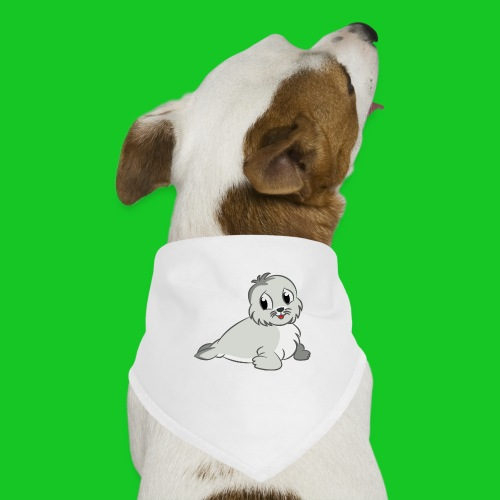 Zeehondje - Honden-bandana